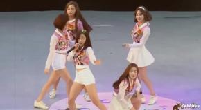 Танцуй  Россия! - DJ Arsen & Baby Luiza  Кореянки из тел  танцуют под популярную песню