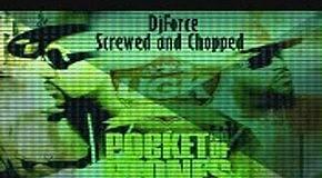 U.G.K. - Knockin doors down (Butcher Blend) Screwed and Chopped by djForce