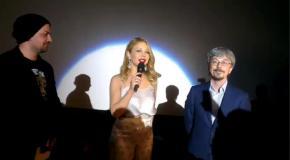 Тина Кароль на премьере фильма: Сила любви и Голоса