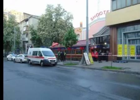 Вночном клубе вцентре украинской столицы убили молодого человека