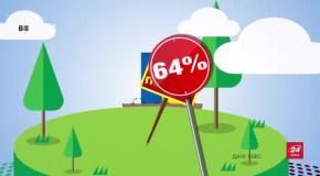 На скільки впав рейтинг Зеленського та Гончарука: вражаюча статистика