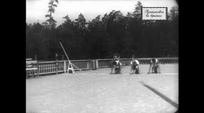 1913 год. Киев. Спартакиада.