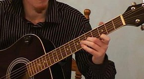 Видео-уроки игры на гитаре 14