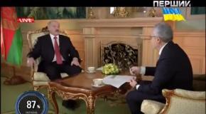Лукашенко о причине возникновения майдана на Украине
