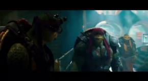 Черепашки-ниндзя 2 (Официальный трейлер) 2016