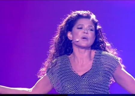 Руслана исполнила собственный новый сингл вфинале «Евровидения-2017»