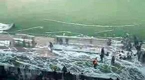 Как спалить стадион