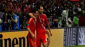Польша - Россия (0-1, Дзагоев 37)