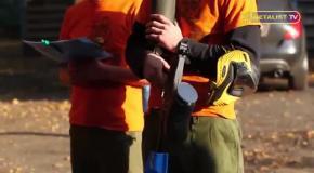 Стрельба и гранаты: Футболисты Металлиста сыграли в пейнтбол