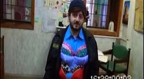 """Бородач - охранник в магазине женского нижнего белья """"Чародейка"""""""