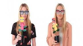 Коллекция солнцезащитных очков от сестер Олсен для March T Moment