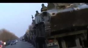 15 03 2014 Село Волноваха  Войска Украины