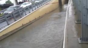 Сочи уходит под воду. Потоп в Сочи Наводнение 25.06.15