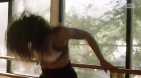 Танец Серена Уильямс