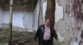 Марлевая завод и памятник авиакатастрофе