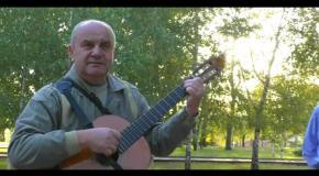 Встреча Песня под гитару