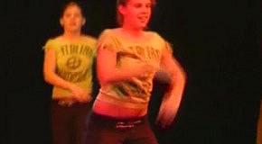 Спортивный танец 12