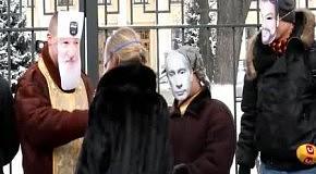 Малоросійські холуї на і в кремлівських карликів