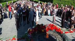Юлія Тимошенко: доки житиме пам'ять про подвиг задля Великої Перемоги, наш народ буде нездоланним ч2