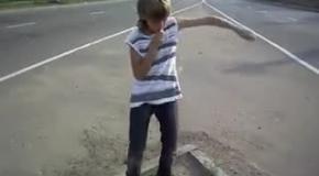 Танцы на дороге