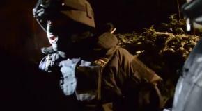 Интервью у неизвестных бойцов без опознавательных знаков