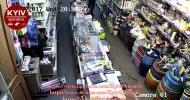 Вооруженное ограбление магазина в центре Киева
