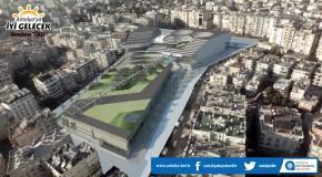 Новая трехкомнатная квартира в Анталии  Турция Муратпаша  43000 евро