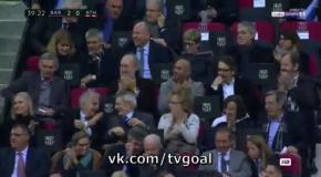 Лионель Месси забил рекордный гол со штрафного удара