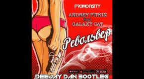 Andrey Pitkin feat. Galaxy Cat vs Serge Legran - Револьвер (DeeJay Dan Bootleg)