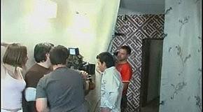 Андрій Князь - Ти хто така (зйомки кліпу) [2007]