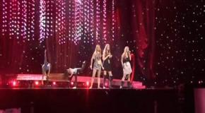 Евровидение 2010 - Feminnem(Хорватия) первая репетиция