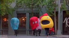 Ms Pacman Music Video - The Go Team
