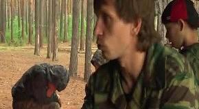 Подготовка славянских воинов