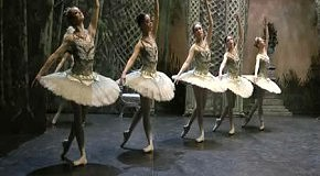 Harlem Shake (English National Ballet Style)
