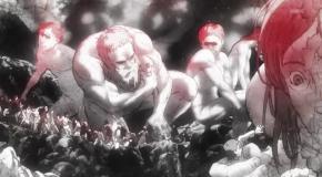 Shingeki no Kyojin / Атака титанов - 2 серия
