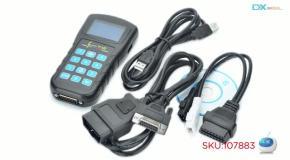 Диагностический сканер для автомобиля Super VAG K + CAN