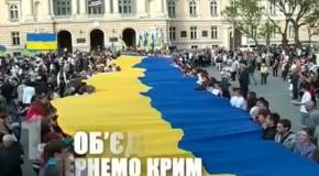 Агитационный ролик кандидата в президенты Юлии Тимошенко