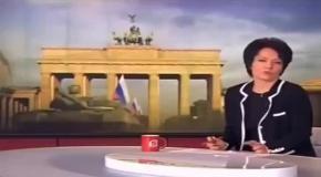 Російське телебачення показало, як легко завоювати Європу