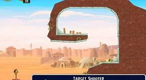 Прохождение Angry Birds: Star Wars 19 Tatooine