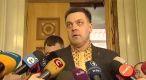 """Олег Тягнибок: """"Відсторонення Януковича - це ще не завершення Революції Гідности"""""""