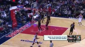 Топ-5 моментов NBA за 1 декабря 2014