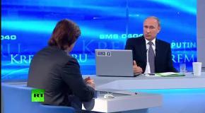 Путин: Мы не собираемся возрождать империю