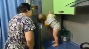 Какое счастье когда есть Бабушка