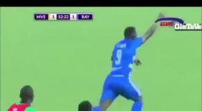 Африканские футболисты используют черную магию
