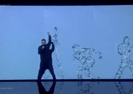 Участники «Евровидения» вКиеве массово скопировали прошлогодний номер Сергея Лазарева