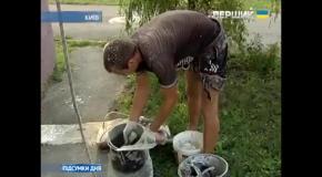 Утепление фасадов стен квартир и домов в Киеве