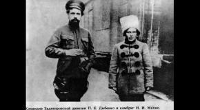 Леонид Минаев - Нестор Махно