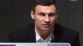 Виталий Кличко поиздевался над будущим соперником Солисом