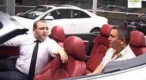 Северный Кипр  Автосалон Audi Volkswagen