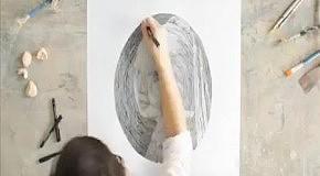 Шедевр шариковой ручкой от дизайнера из Сингапура